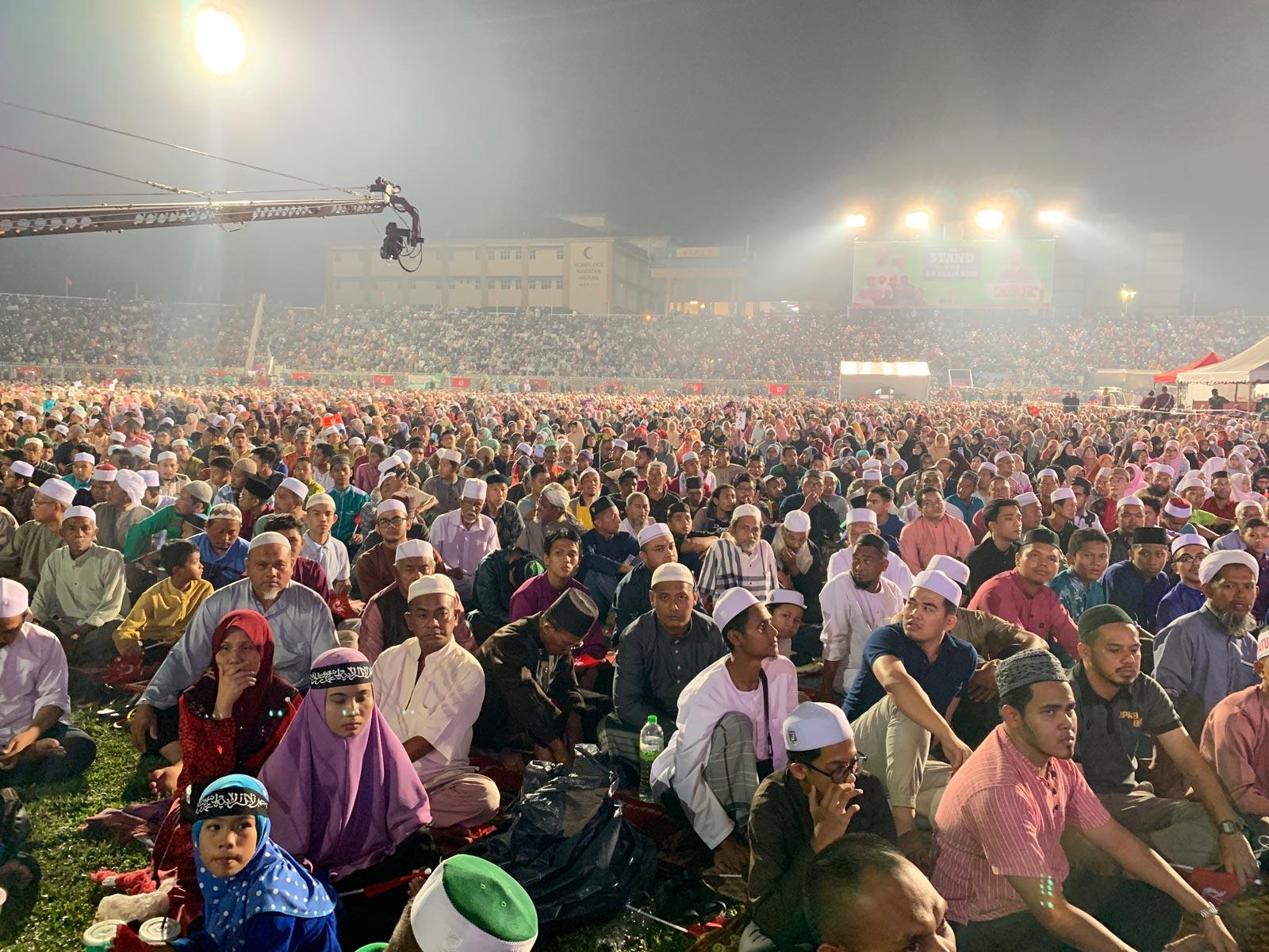 DA'EE UMMAH - THE HIGHEST RELIGIOUS AWARD OF KELANTAN, MALAYSIA
