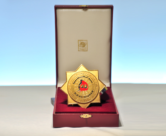 TOKOH MA'AL HIJRAH 1435/2013 INTERNATIONAL AWARD