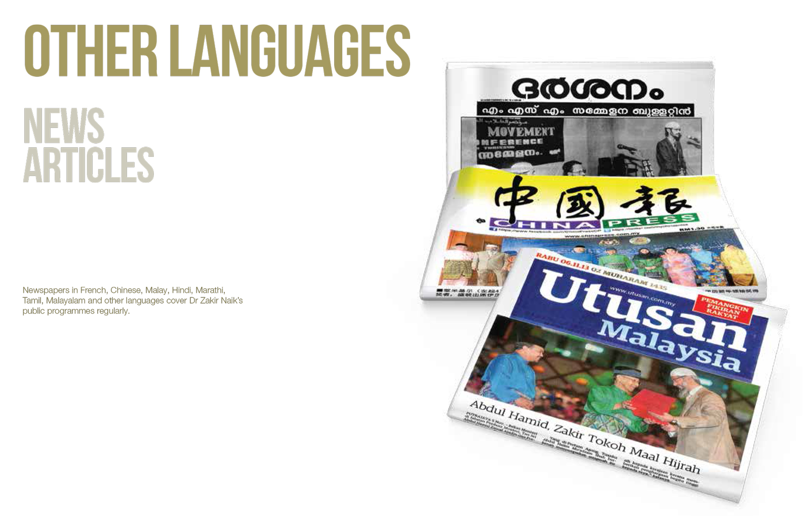 Media Reports - Other Language