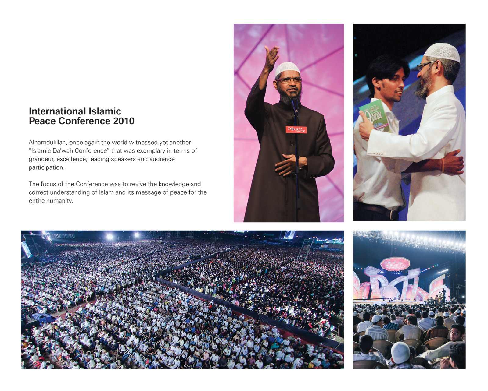Peace Conference 2010