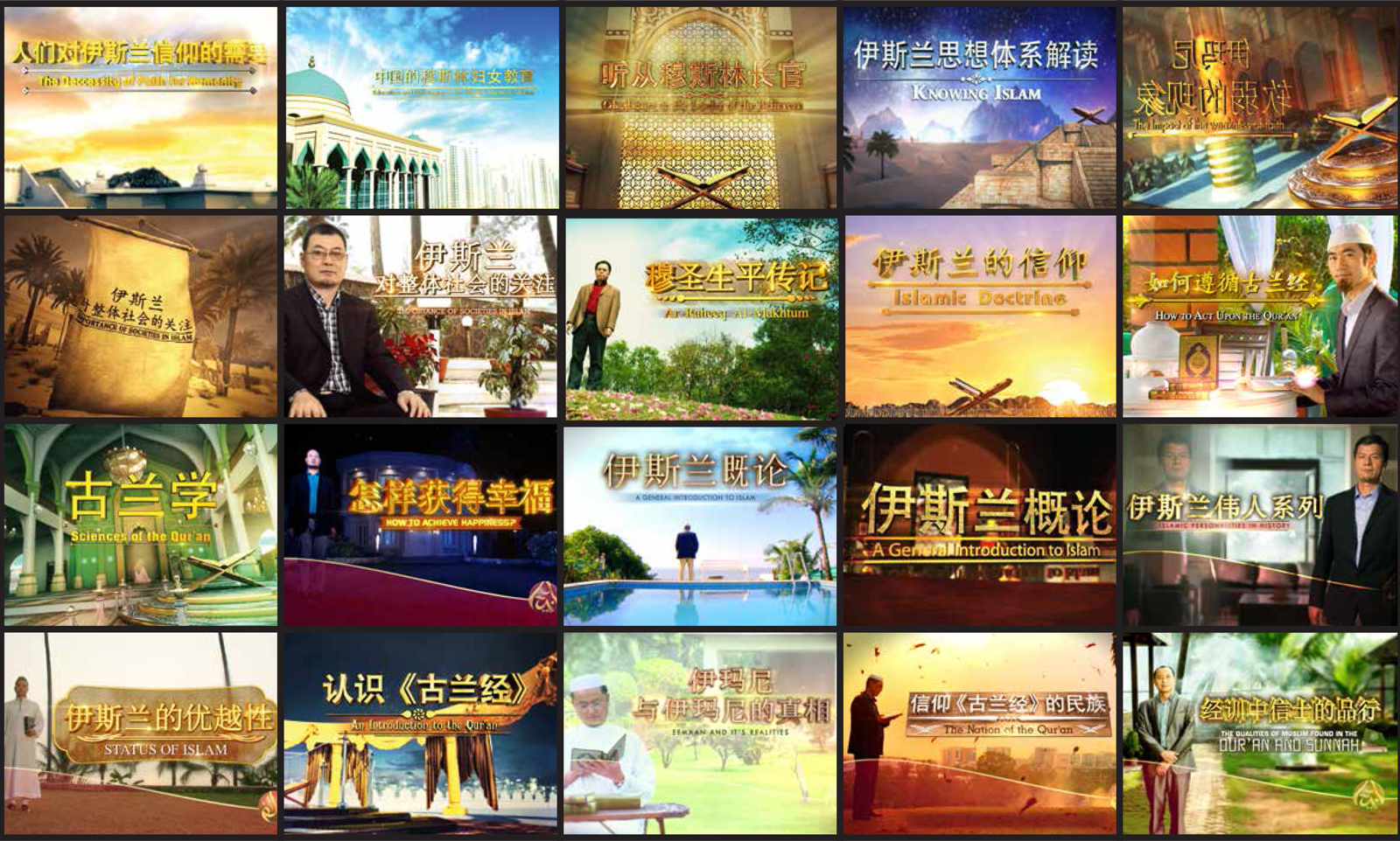 Peace TV  Chinese