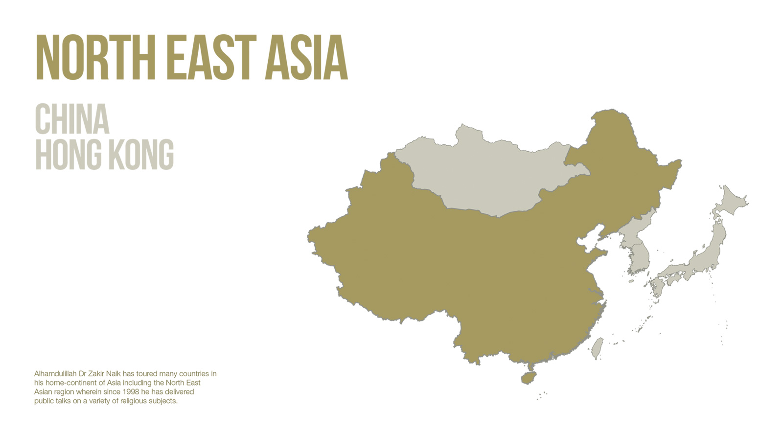 North Lectures - North East Asia